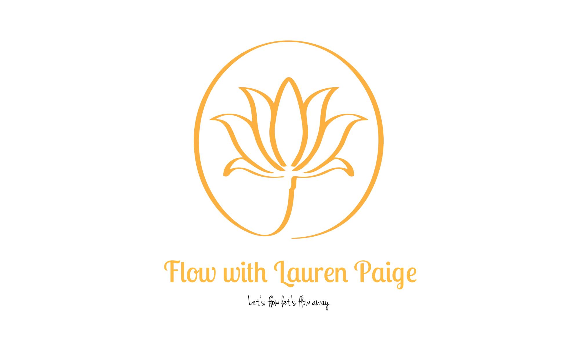Flow with Lauren Paige